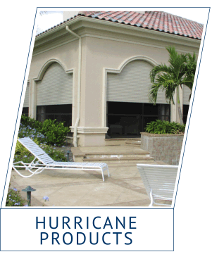 Hurricane Shutter Products
